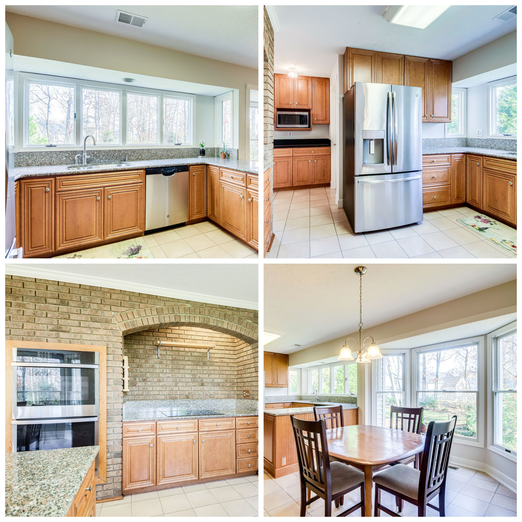 58 Rutherford Cir, Sterling- Kitchen