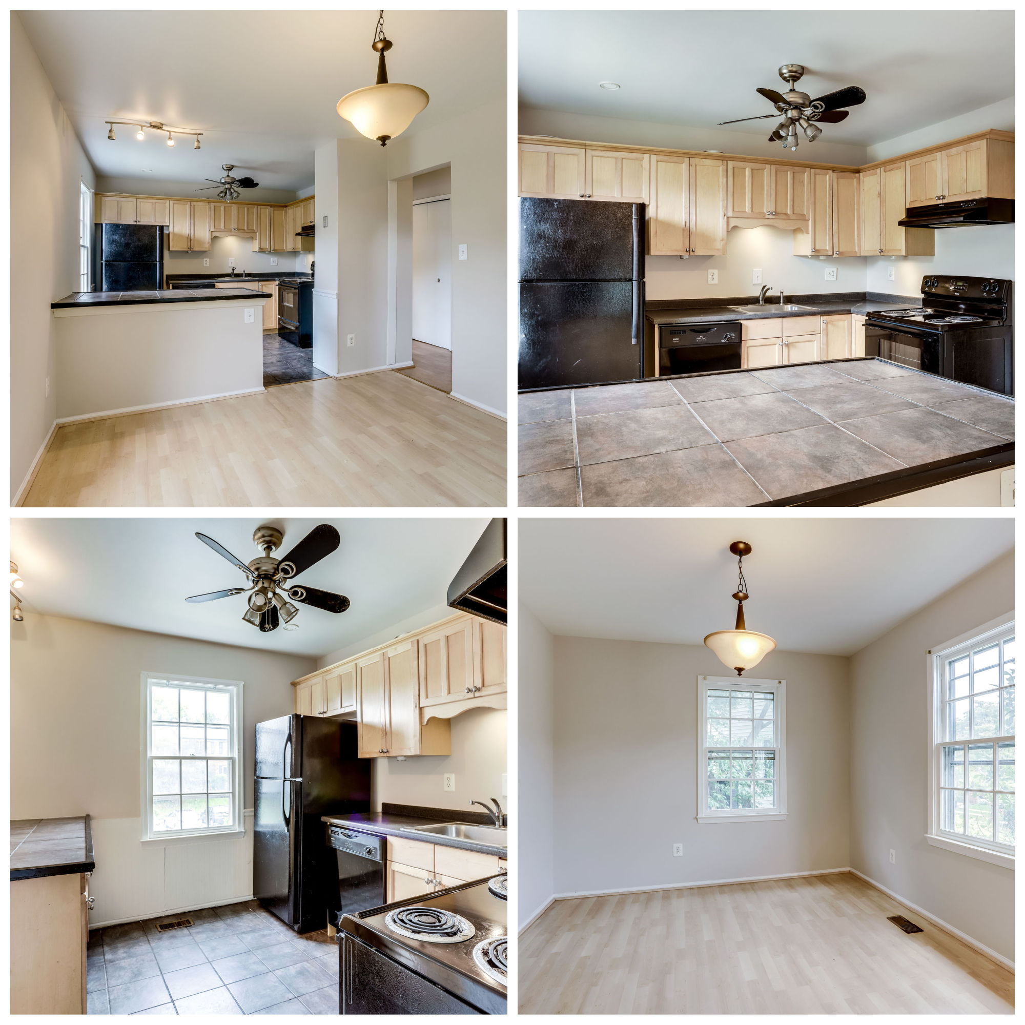 1022 Salisbury Ct, Sterling- Kitchen and Dining