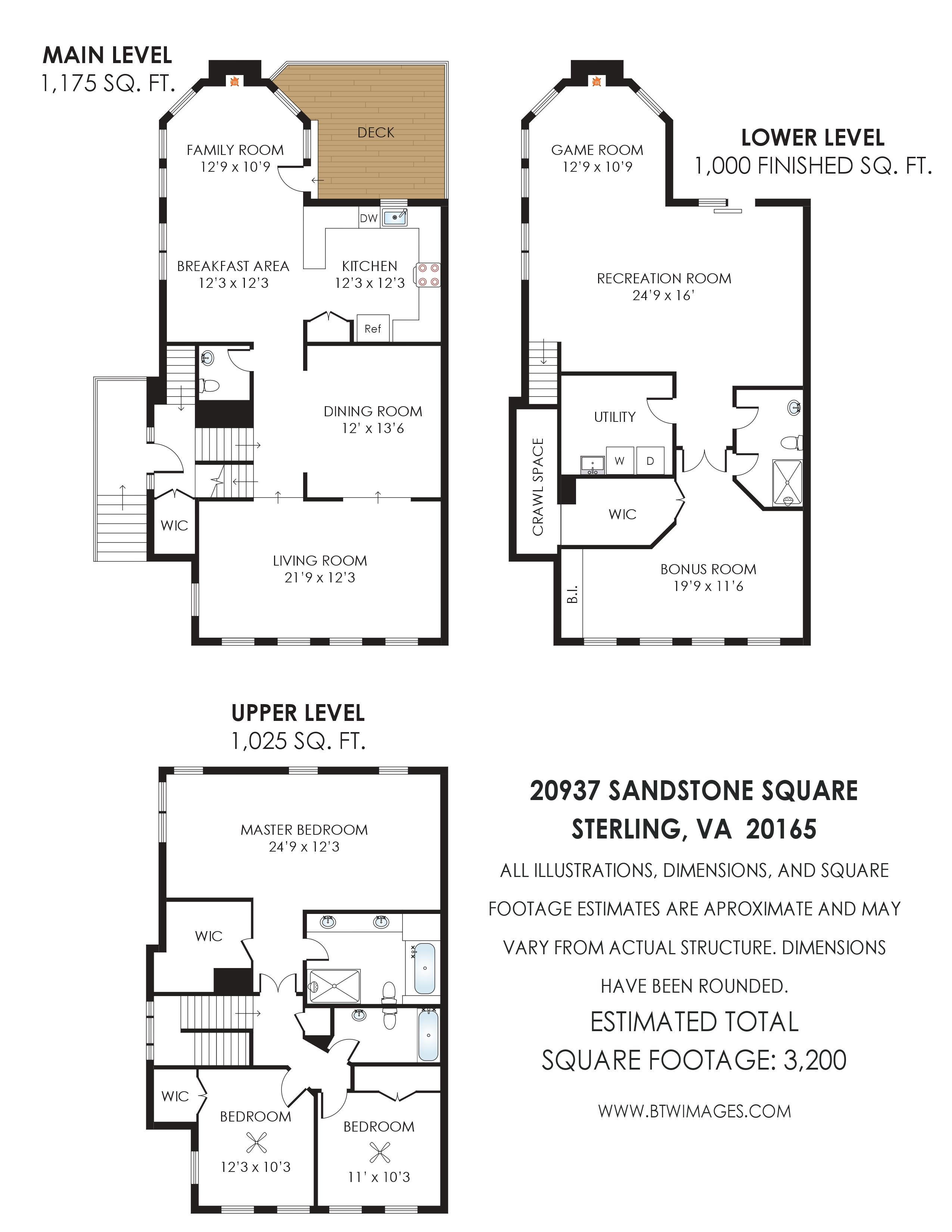 20937 Sandstone _ Cascades_Floorplan