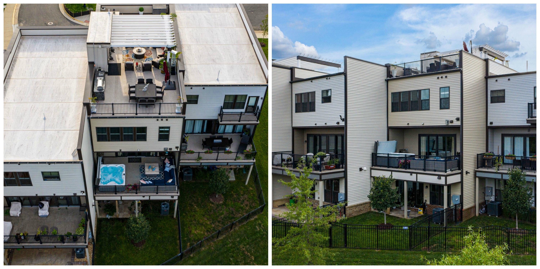 23094 Sullivans Cove Sq, Brambleton_Deck and Yard