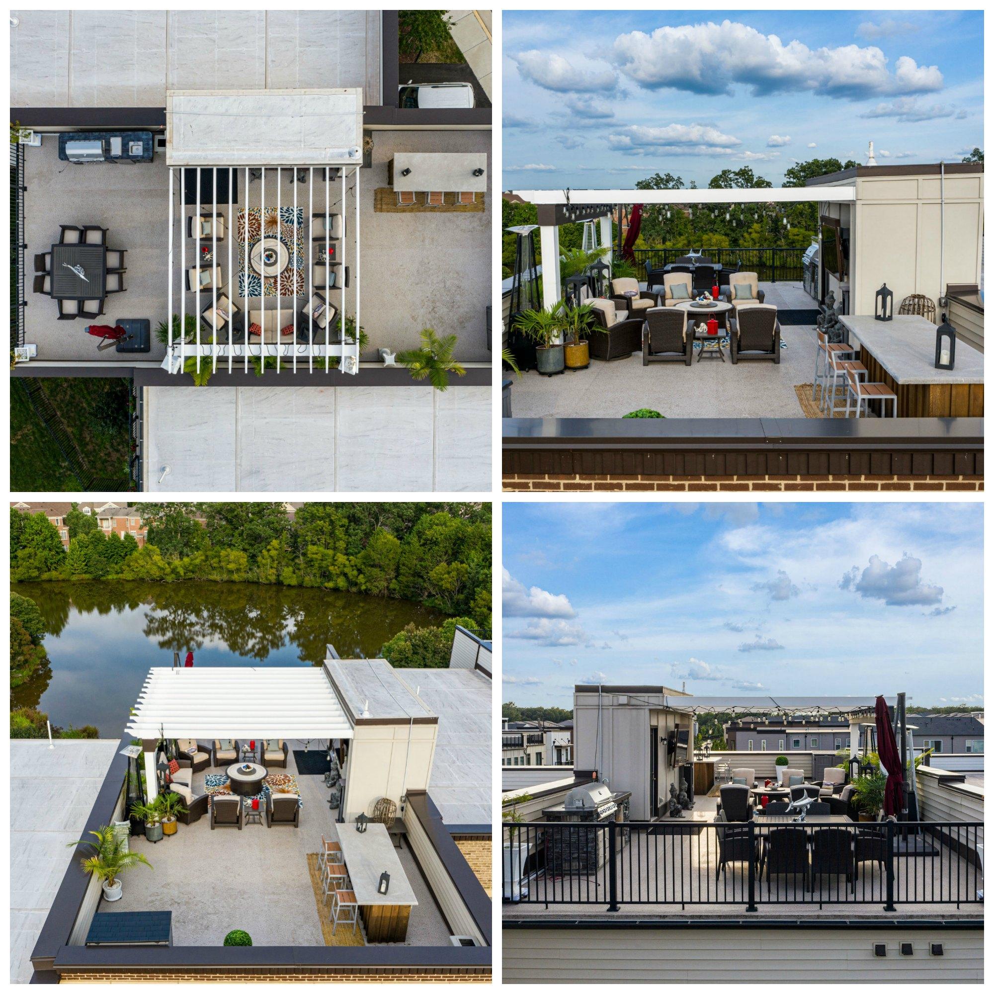 23094 Sullivans Cove Sq, Brambleton_Rooftop Veranda