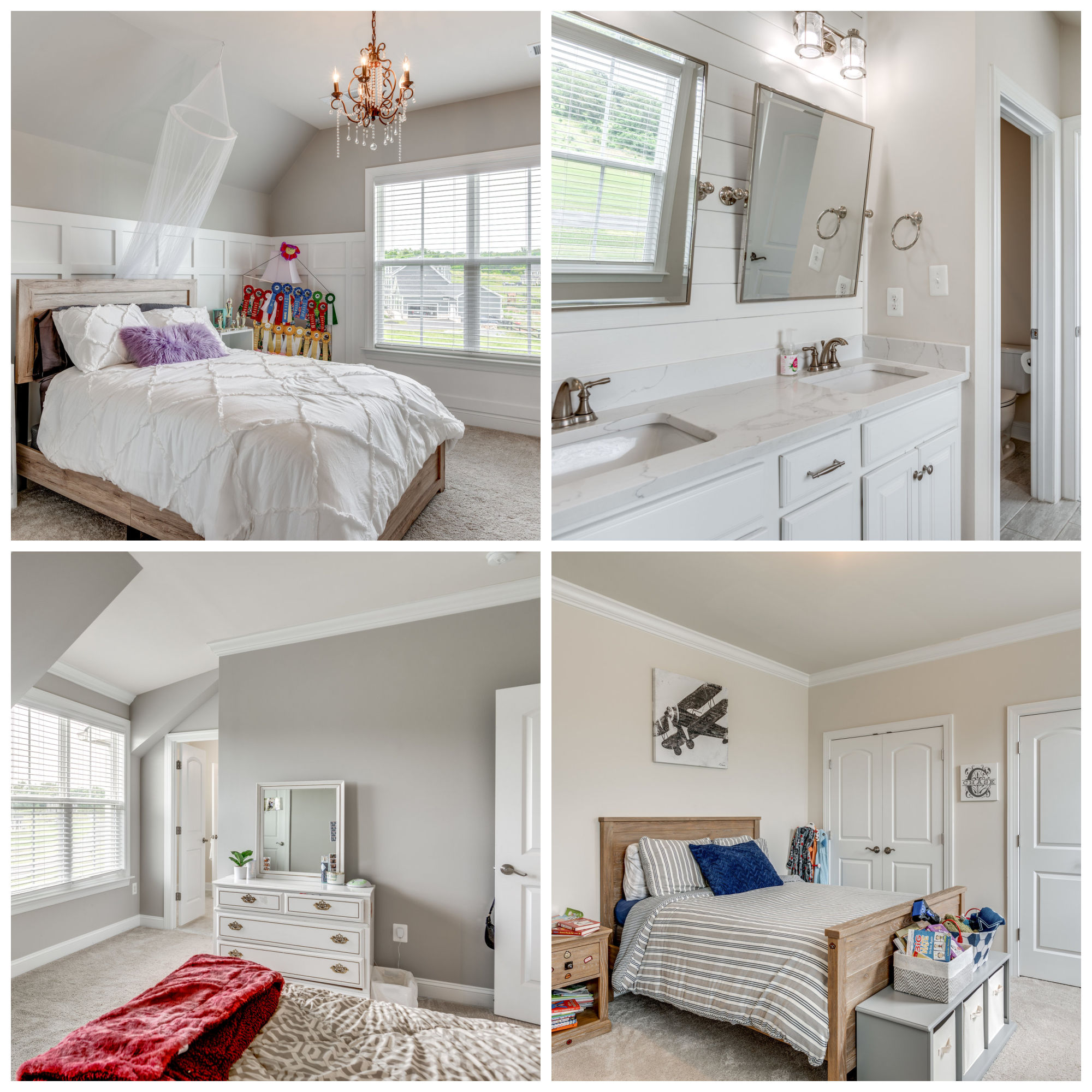 35664 Sweet Branch Ct, Purcellville- Additional Bedrooms and Bathrooms