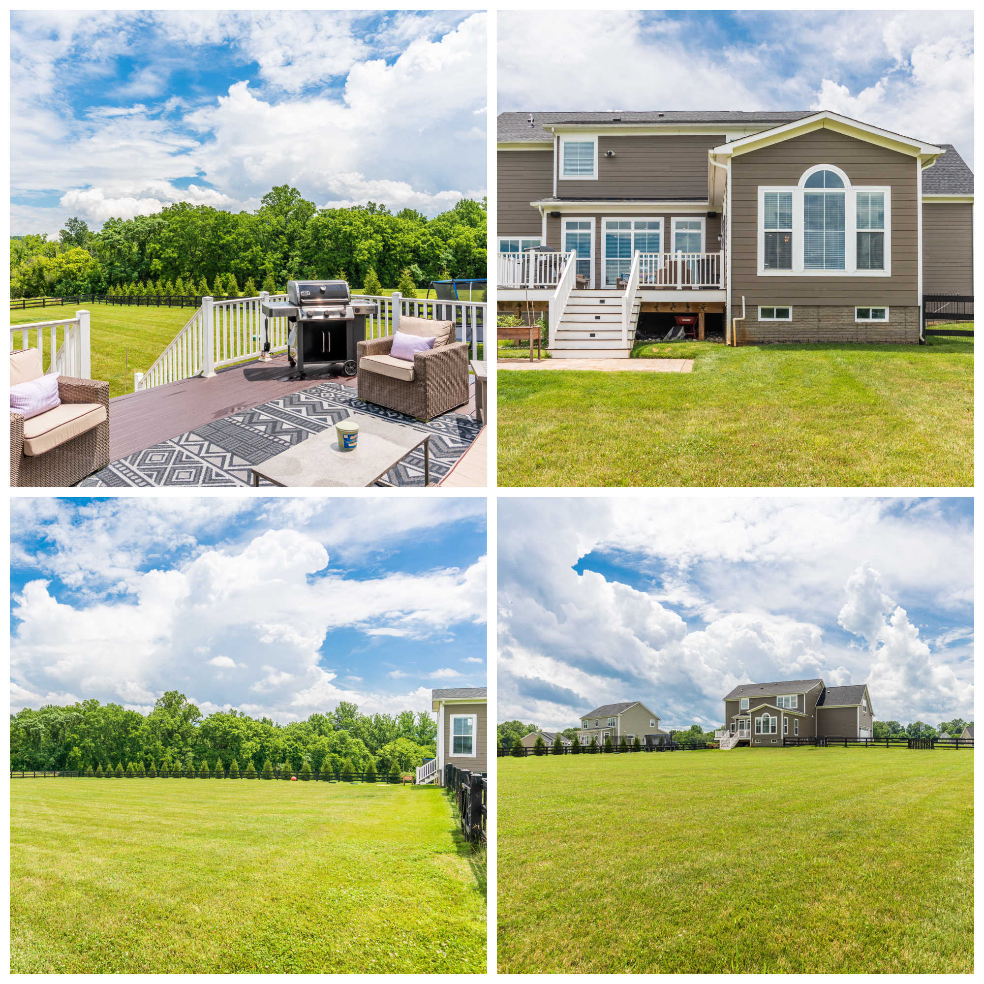 35664 Sweet Branch Ct, Purcellville- Backyard