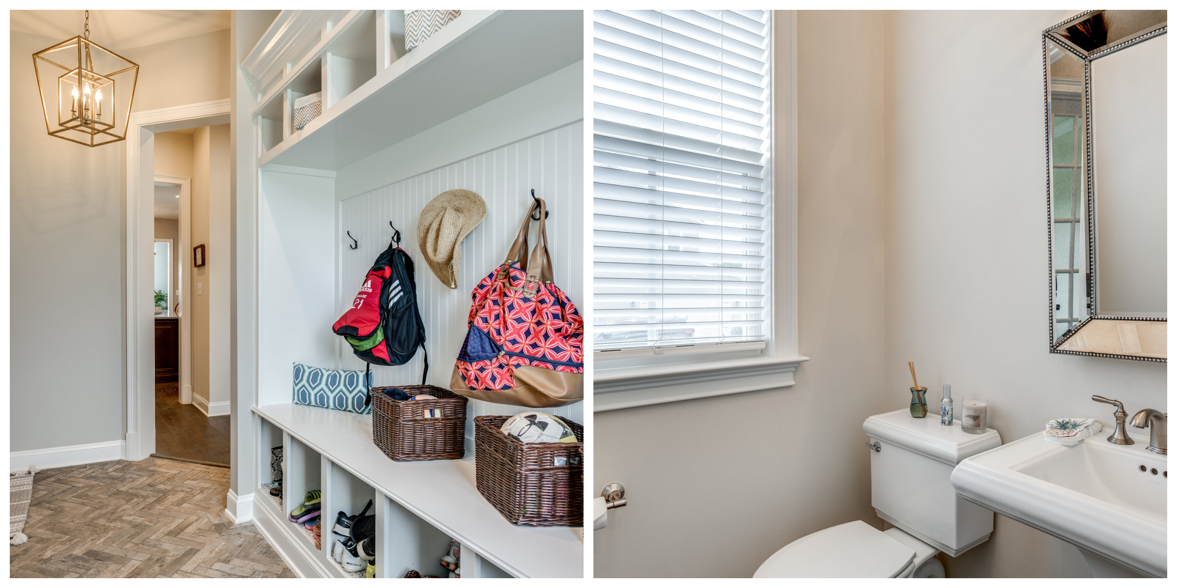 35664 Sweet Branch Ct, Purcellville- Mudroom and Powder Room