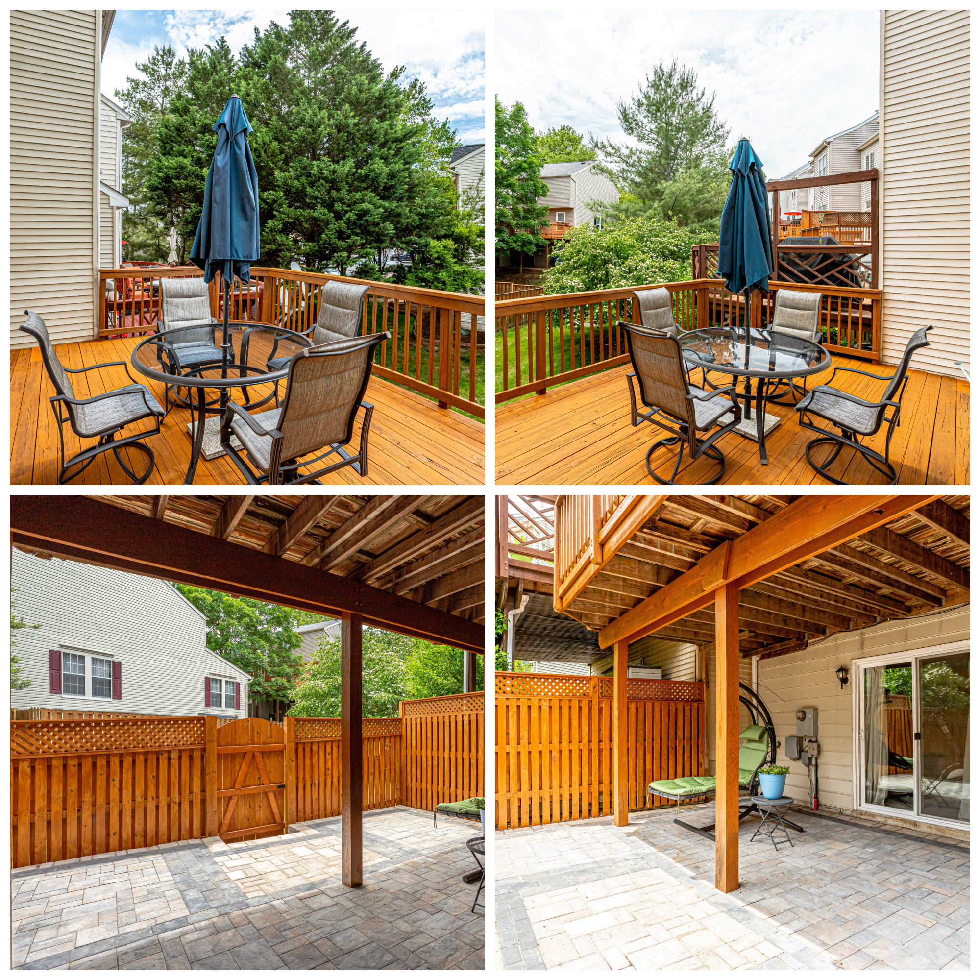 19886 Upland Ter, Ashburn- Deck and Patio