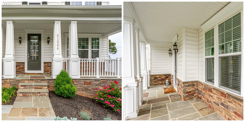 41684 Wakehurst Pl- Leesburg- Selma Estates- Porch