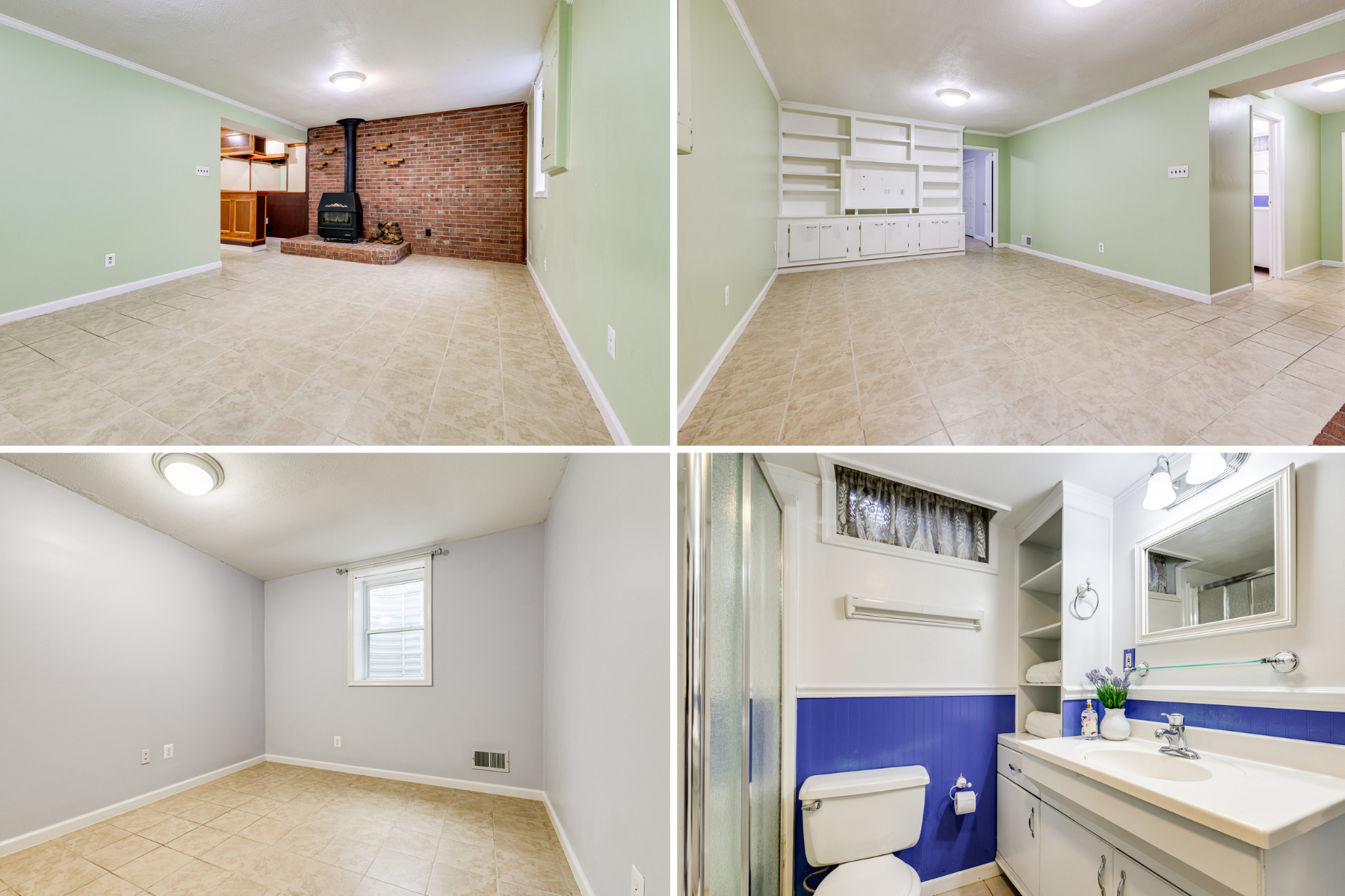 Lower Level- 3009 Wallace Drive