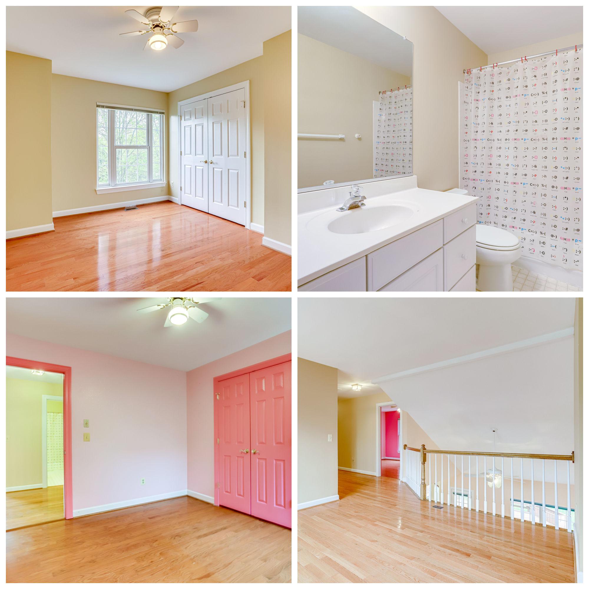 46384 Woodlake Pl, Sterling- Additional Bedrooms, Bathroom, and Loft