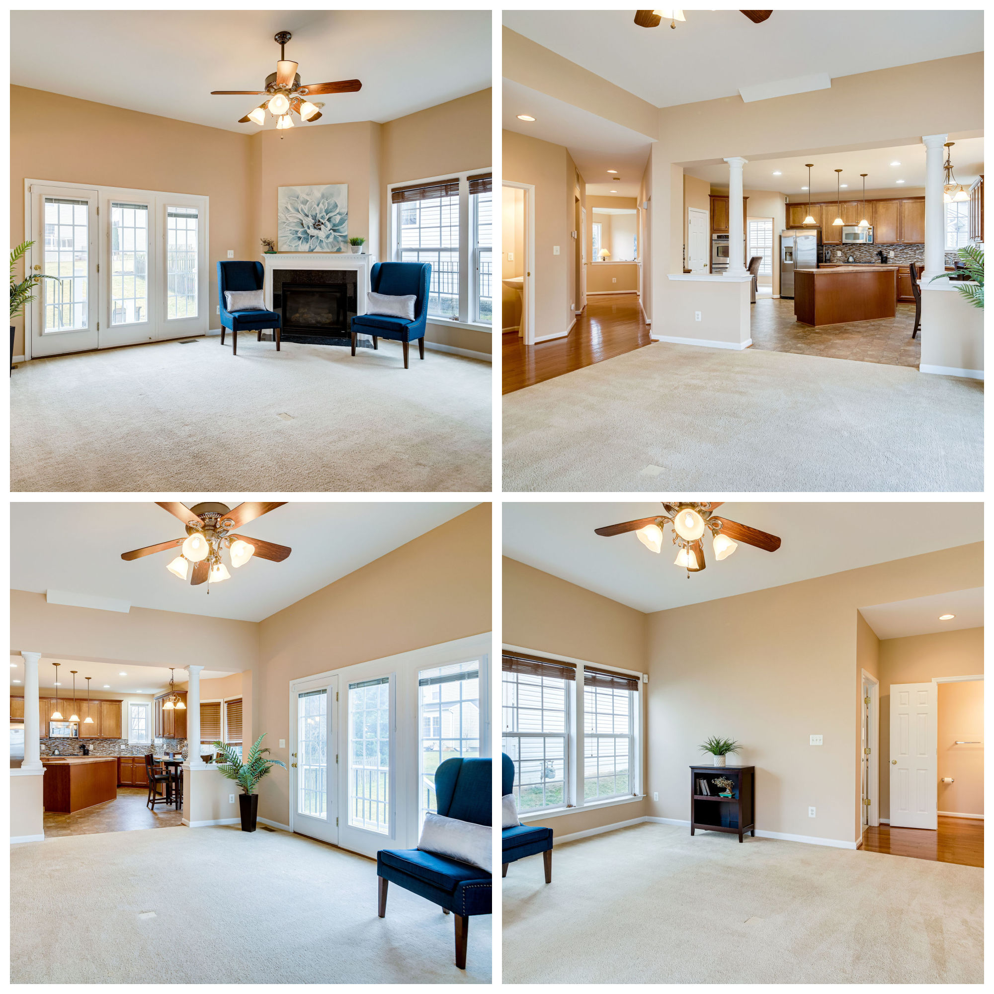 9036 Woodpecker Ct, Gainesville- Family Room