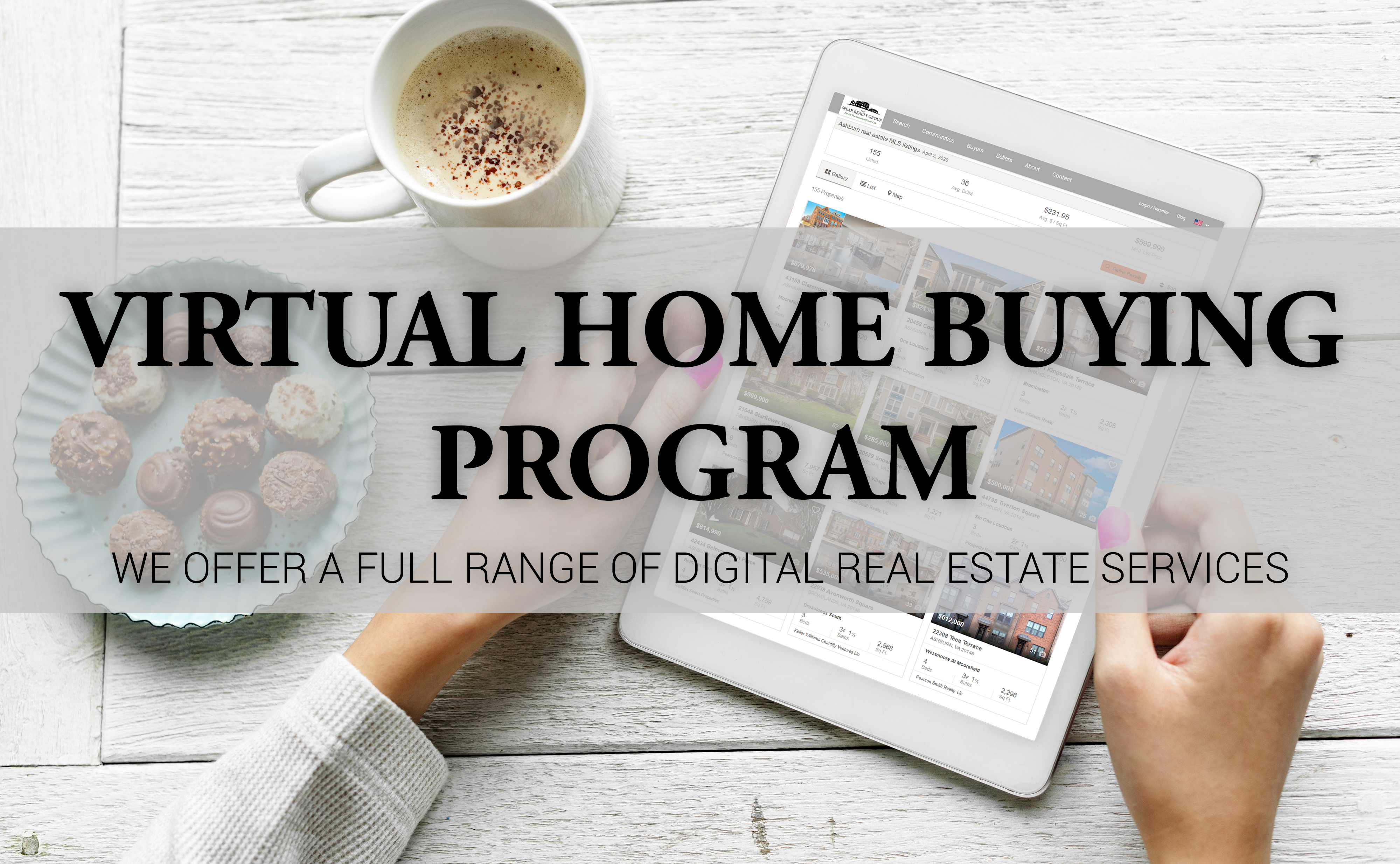 The Spear Realty Group Virtual Home Buying Program