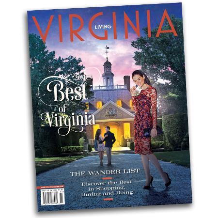 Virginia Living's Best of Virginia 2018 Issue