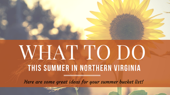 2018 Northern VA Summer Festival Guide