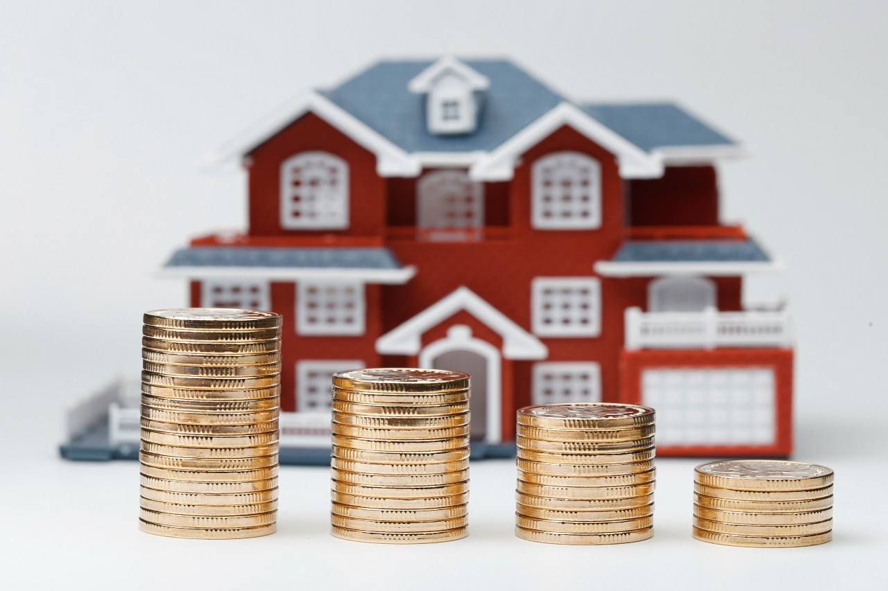 down-payment on a house