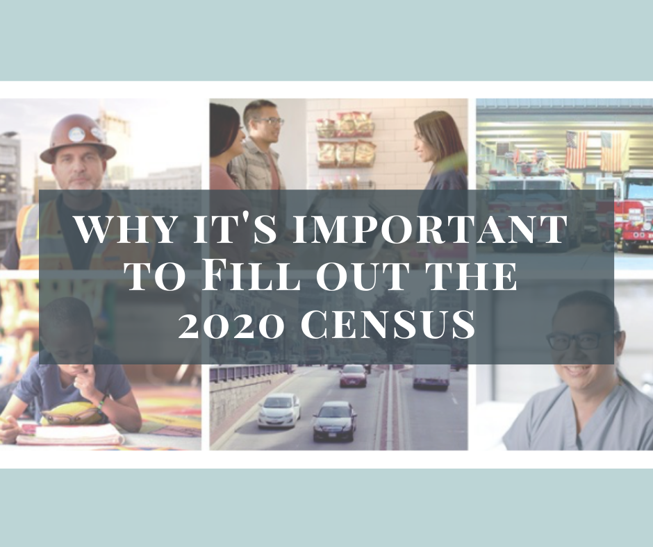 fill out 2020 census