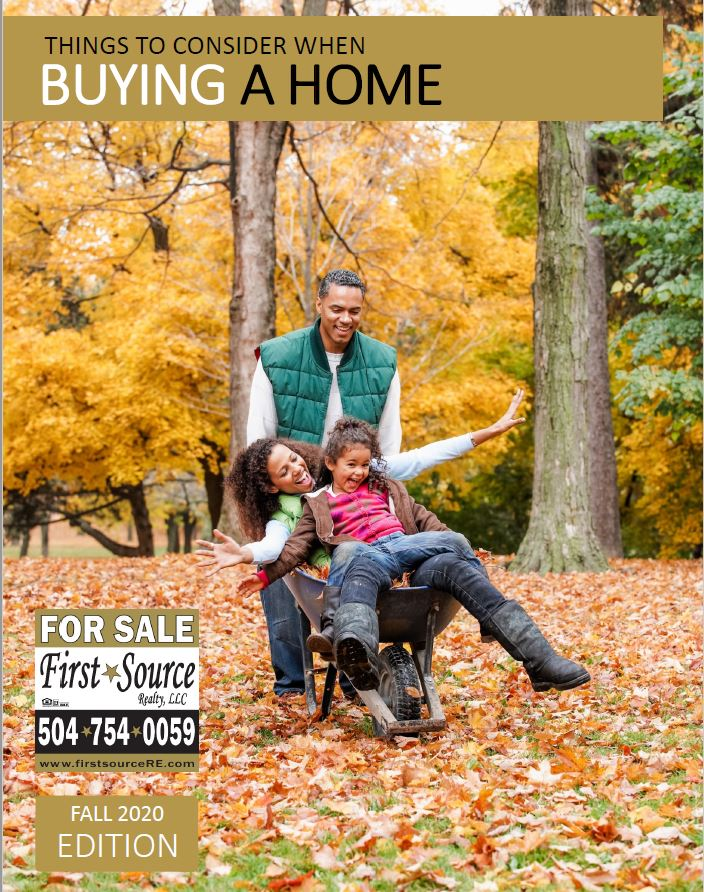 2020 Fall Homebuyer Guide