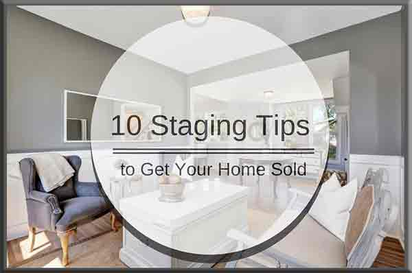 10 Staging Tips Images