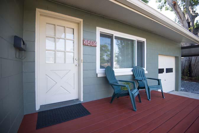 4604 Santee St Orlando, FL Front Door