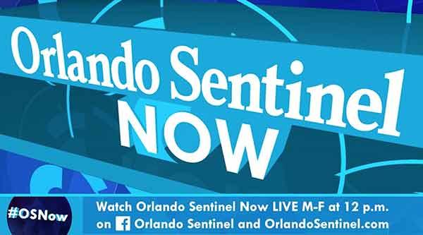 Orlando Sentinel Live Video Intro