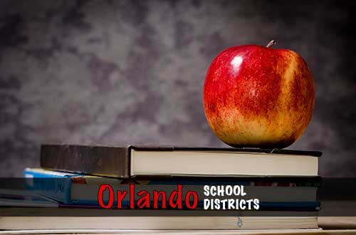Orlando School Districts Apple Books and Desk