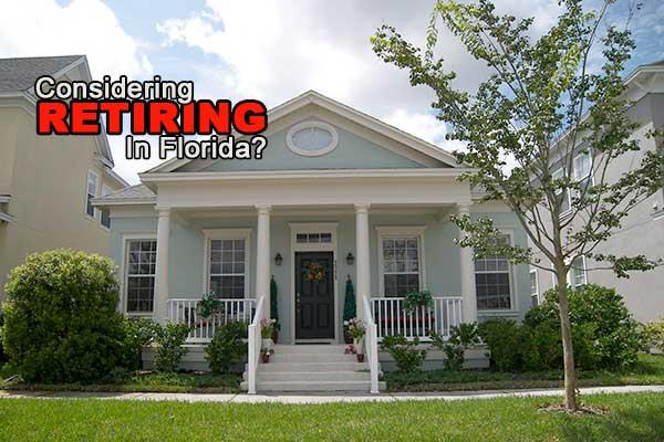 Retiring in Florida