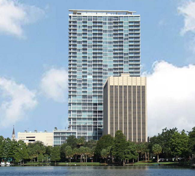 The Vue on Lake Eola in Downtown Orlando