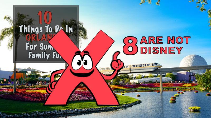 8 Non Disney Things To Do In Orlando
