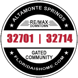 Altamonte Springs Gated Community Homes Logo