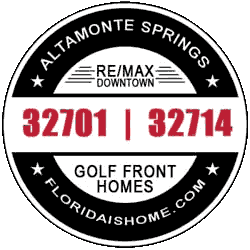 Altamonte Springs Golf Community Homes Logo