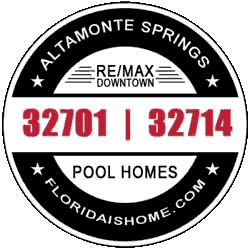 Altamonte Springs Pool Homes For Sale Logo