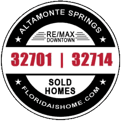 Altamonte Springs Sold Homes Logo
