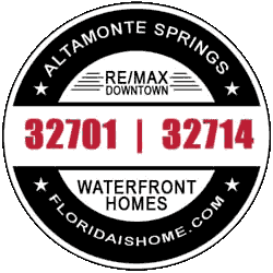 Altamonte Springs Waterfront Homes For Sale Logo