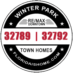 Winter Park Florida Townhomes for sale Logo
