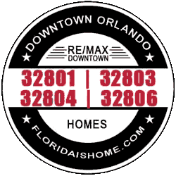 Downtown Orlando Homes For Sale Logo