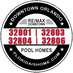 Downtown Orlando Pool homes for sale Logo