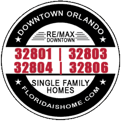 Downtown Orlando Single Family Homes Logo