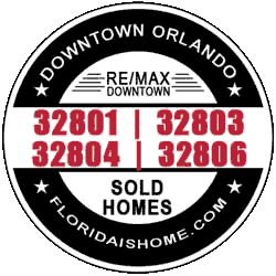 Downtown Orlando Recently Sold Properties Logo