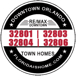 Downtown Orlando Townhomes for sale logo
