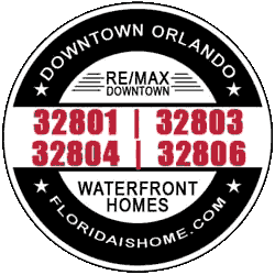 Downtown Orlando Waterfront Properties For Sale Logo