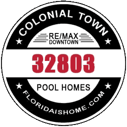 Colonial Town pool homes for sale logo