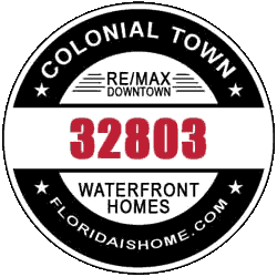 Colonial Town waterfront homes for sale logo