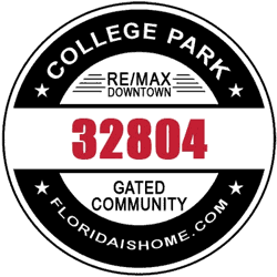 LOGO: College Park gated community homes