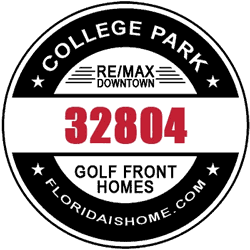 College Park Golf Front Homes Logo