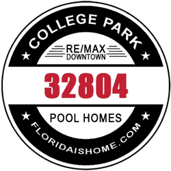 College Park Pool homes for sale logo