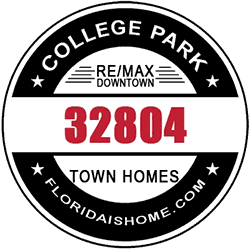 College Park townhomes for sale logo