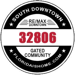South Downtown Orlando gated communities logo