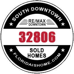 Sold homes in South Downtown Orlando Logo