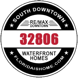 Waterfront homes for sale in South Downtown Logo