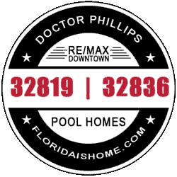 Doctor Phillips pool homes for sale logo