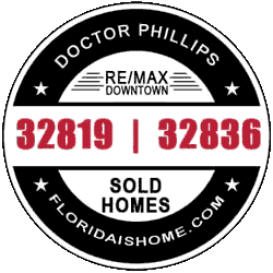 Doctor Phillips Sold Homes Logo