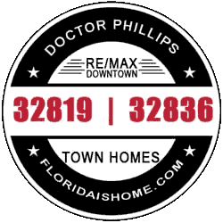Doctor Phillips Town Homes For Sale Logo